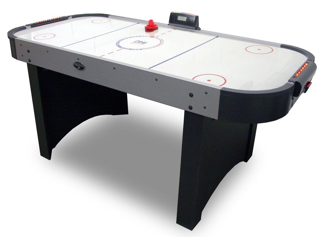 Beautiful 6u0027 Air Hockey Table With Goal Flex 180