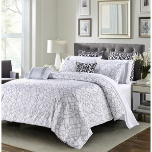 Berrywood 3 Piece Duvet Cover Set by Darby Home Co Discount