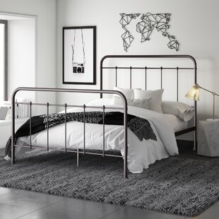 Alioth Queen Panel Bed