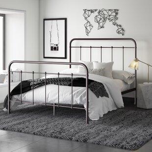 Alioth Queen Panel Bed