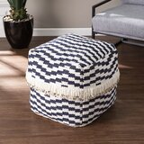 Decicco Pouf by Bungalow Rose