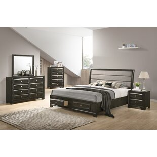 Gauch Platform 5 Piece Bedroom Set