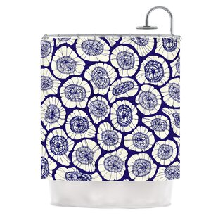 Bahar by Anchobee Single Shower Curtain