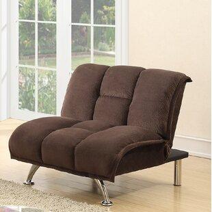 Savings Ferber Convertible Chair Ebern Designs