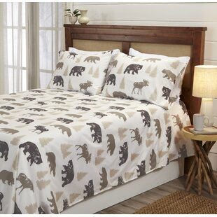 Sinead Lodge Printed Ultra-Smooth Microfiber Sheet Set