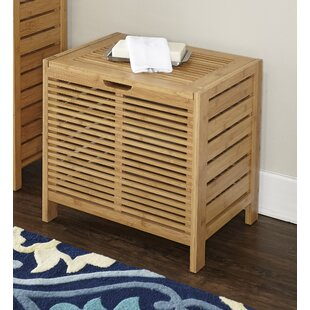 Reviews Laundry Hamper By Bay Isle Home