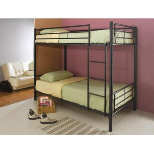Where buy  Birmingham Twin over Twin Bunk Bed by Harriet Bee Reviews (2019) & Buyer's Guide