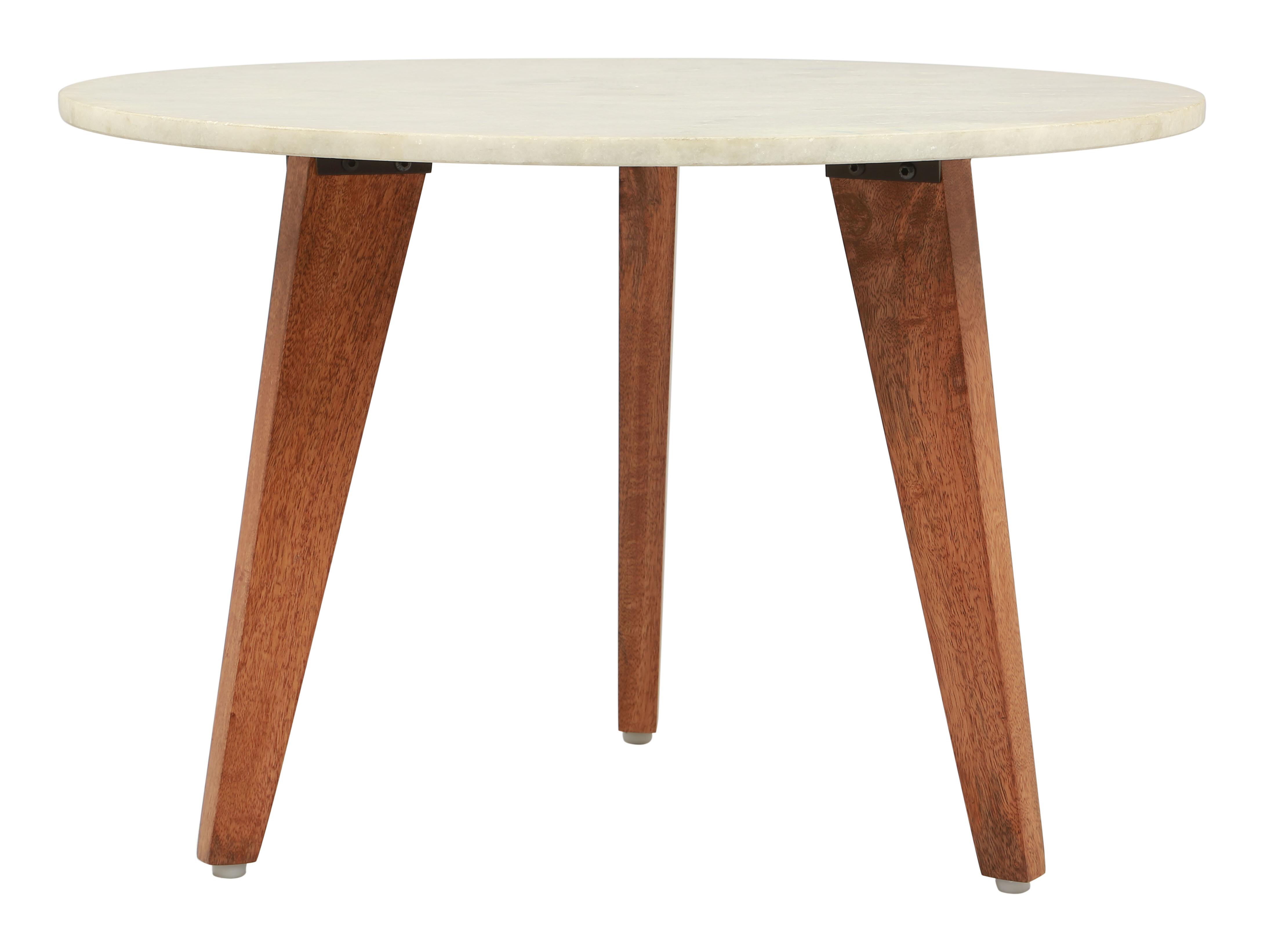 George Oliver Bo 3 Legs Coffee Table