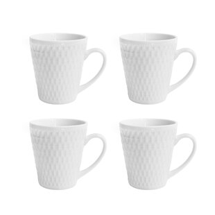 Juliette Coffee Mug (Set of 4)