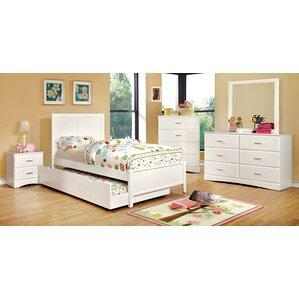 sabine modern panel configurable bedroom set