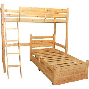 Cumbria L Shaped Bunk Bed