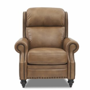 Warwickshire High Leg Leather Power Recliner
