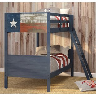 Great Price Iraheta Twin Over Twin Bunk Bed by Zoomie Kids Reviews (2019) & Buyer's Guide