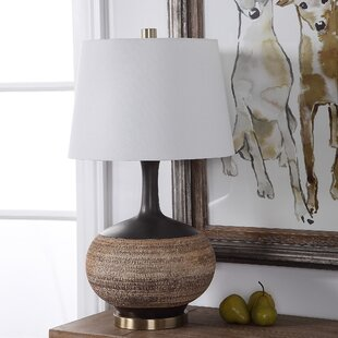 Rudra Textured 28 Table Lamp