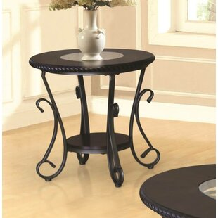 Inexpensive Havana End Table (Set of 2) By Fleur De Lis Living