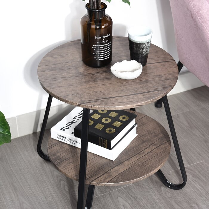 Outstanding Julie End Table With Storage Uwap Interior Chair Design Uwaporg