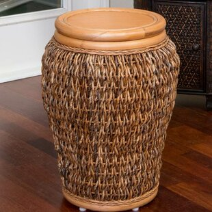 Huffman Coastal End Table by Bay Isle Home Reviews