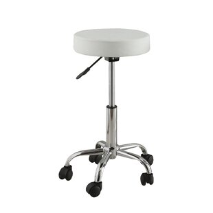 Ava Adjustable Height Swivel Bar Stool Hokku Designs