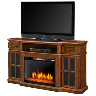 Sinclair 60 TV Stand with Fireplace by Muskoka