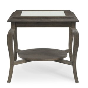 Rannie Rect End Table by Beachcrest Home