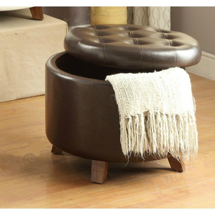 Fine Dowell Tufted Storage Ottoman Inzonedesignstudio Interior Chair Design Inzonedesignstudiocom