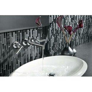Arris Wall Mount Bathroom Faucet ByMoen