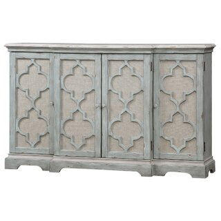 Aliya 4 Door Accent Cabinet by One Allium Way SKU:AB334161 Guide