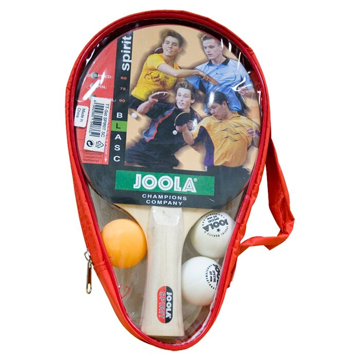 Joola 5 Piece Table Tennis Racket Set | Wayfair.ca