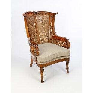 Wondrous Cabe Reading Chair Rattan Back Inzonedesignstudio Interior Chair Design Inzonedesignstudiocom