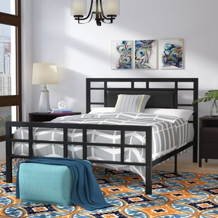 Price Check Bruce Upholstered Platform Bed by Zipcode Design Reviews (2019) & Buyer's Guide