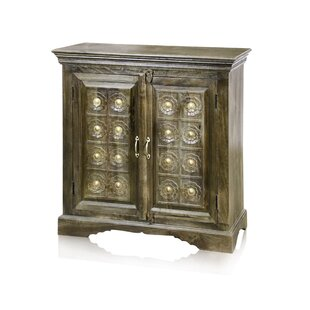 Carmen 2 Door Accent Cabinet by World Menagerie