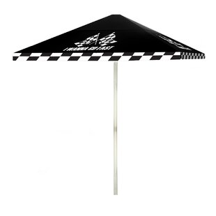 I Wanna Go Fast 6' Square Market Umbrella