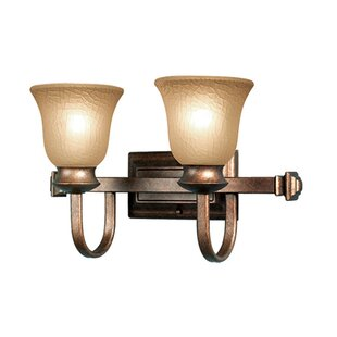 Best Dresden 2-Light Vanity Light By Woodbridge Lighting