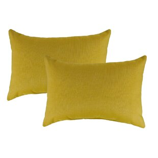 Echo Outdoor Sunbrella Lumbar Pillow (Set of 2)