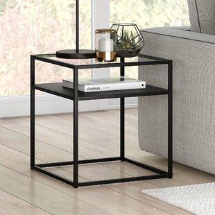Modern Glass End Side Tables Allmodern