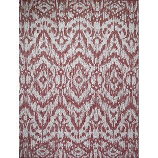 Starnes Brick Indoor/Outdoor Area Rug