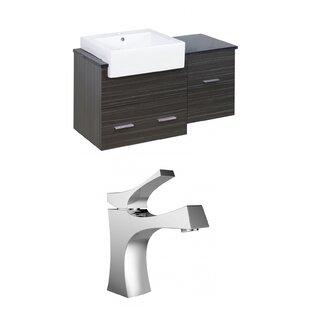 Xena Farmhouse 38 inch  Single Bathroom Vanity Set