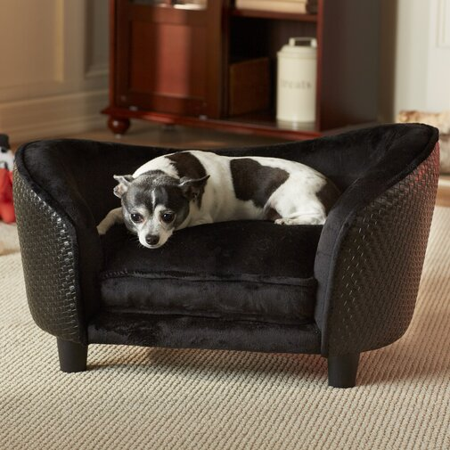 Constantine Snuggle Dog Sofa with Loft Cushion