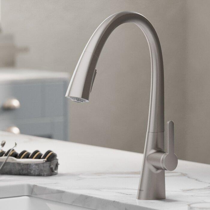 Nolen™ Pull Down Single Handle Kitchen Faucet