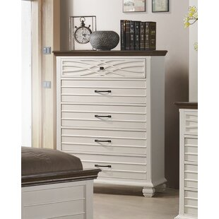Parlington 5 Drawers Chest