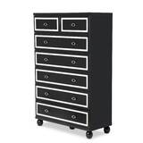 Michael Amini Sky Tower 7 Drawer Chest
