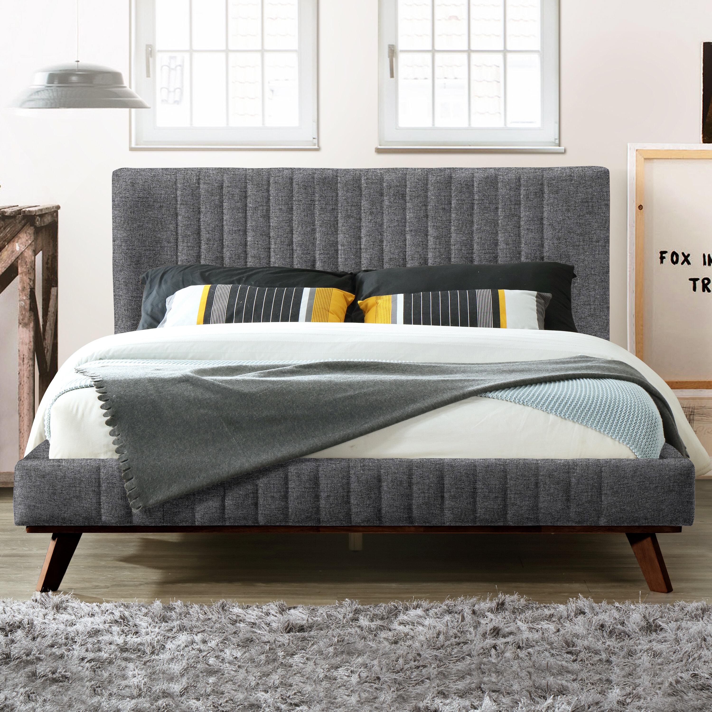 Foundstone Dev Queen Upholstered Low