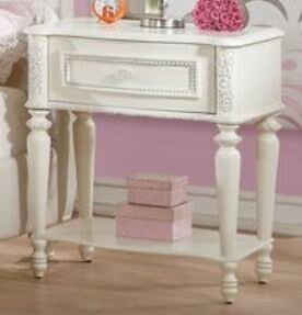 Ector 1 Drawer Nightstand