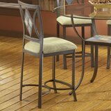 Diamond Tile 24 Bar Stool (Set of 2) by Bernards