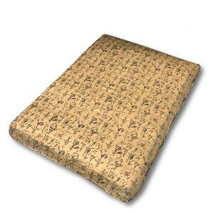 Box Cushion Futon Slipcover by Trenton Tradi..
