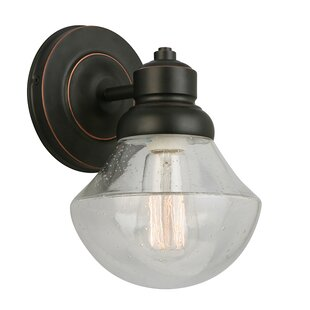 Compare Ehrhardt 1-Light Armed Sconce By Ivy Bronx