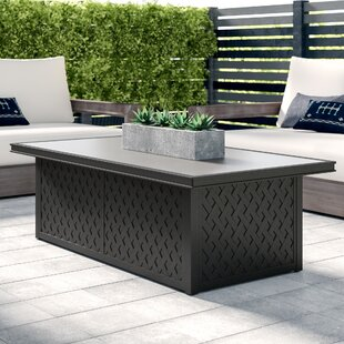 Premont Aluminum Coffee Table