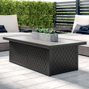 Premont Aluminum Coffee Table