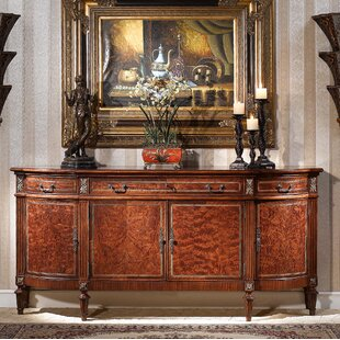 Provost Four Door Sideboard by Astoria Grand