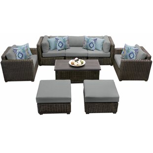 Fairfield 8 Piece Seating Group with Cushions